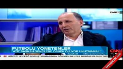 Muharrem Usta: Fenerbahçe'nin şike yaptığı tescillendi Haberi
