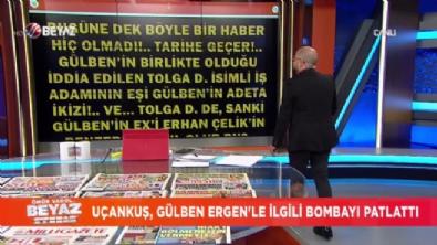 Yılın magazin bombası! Gülben Ergen'in yeni sevgilisi ile ilgili şok gerçek!