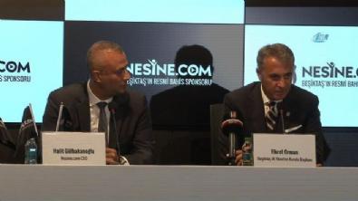 Beşiktaş sponsoru ile nikah tazeledi.