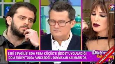 Tolga Pancaroğlu: Eda motor kazası yüzünden o hale geldi
