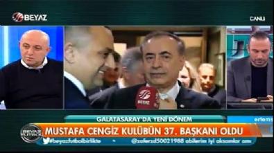 Mustafa Cengiz Beyaz Futbol'a konuştu