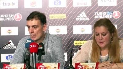 Georgios Bartzokas: 'Fenerbahçe hatalarımızı iyi değerlendirdi'