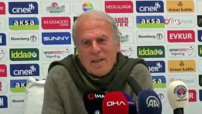 """Mustafa Denizli: """"Olmayınca olmuyor"""""""