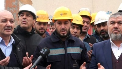 2 bin işçi bir günlük yevmiyelerini Mehmetçik'e bağışladı