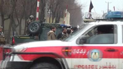- Afganistan'da Üç Bölgeye Terör Saldırısı İzle