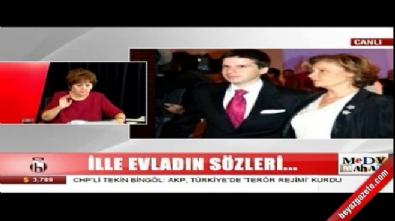 Ayşenur Arslan'dan Mehmet Ali Ilıcak'a tepki