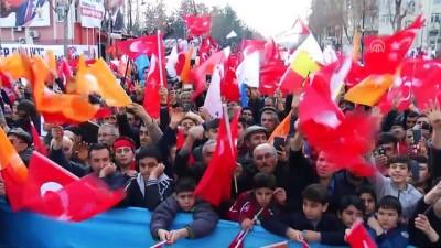 Başbakan Yıldırım: 'Kahramanlarımız bayrağımız için destan yazıyorlar' - MALATYA