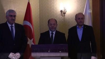 'BBP ve Saadet Partisinden ittifak konusunda ortak tavır bekliyoruz' - ERZURUM
