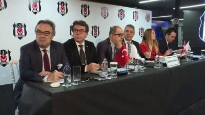 Beşiktaş Kulübü Divan Kurulu toplantısı - İSTANBUL