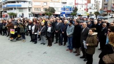 Burhaniye'de CHP'li kadınlar çocuk istismarının önlenmesi için çalışma başlattı
