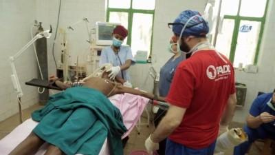 - Etiyopya'da Türk Doktorlar Bir İlki Başardı - Etiyopya'nın Afar Bölgesinde İlk Defa Böbrek Taşı Ameliyatı Zor Şartlar Altında Türk Doktorlar Tarafından Gerçekleştirildi