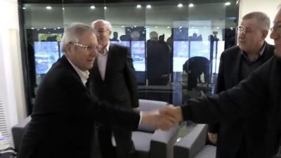 Fenerbahçe Kulübü Başkanı Yıldırım, Konya'da