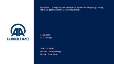 Gözlük hırsızları tutuklandı - İSTANBUL İzle