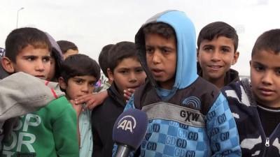 Suriyeli çocukların 'terörsüz vatan' hayali - ŞANLIURFA İzle