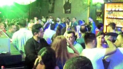 İranlı turistler nevruz tatilini barlarda kutladı