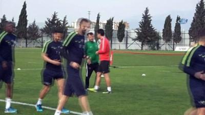 T.M. Akhisarspor, ara vermeden Göztepe hazırlıklarına başladı