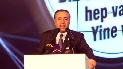 Mustafa Cengiz, yönetim listesini tanıttı
