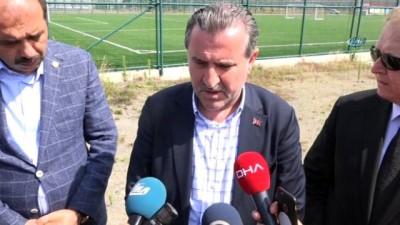 Gençlik ve Spor Bakanı Osman Aşkın Bak Trabzon'da