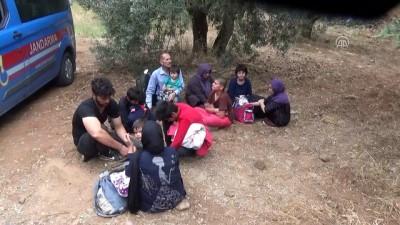 20 yabancı uyruklu yakalandı - ÇANAKKALE