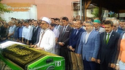 AK Parti Bursa İl Başkanı Ayhan Salman'ın acı günü
