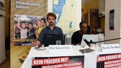 Avusturya'da Filistin dostu aktiviste sansür - VİYANA