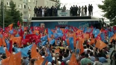 Başbakan Yıldırım: ''Ankara aynı zamanda savunma sanayinin de başkenti oldu'' - ANKARA