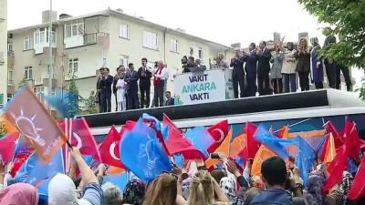 Başbakan Yıldırım: ''Ankara Türkiye'nin kalbi, Türkiye'nin özeti'' - ANKARA