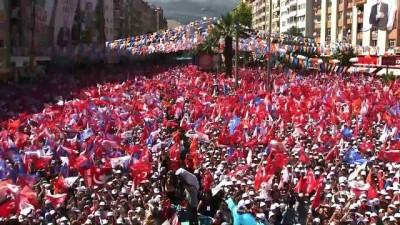 Cumhurbaşkanı Erdoğan, halka hitap etti - KAHRAMANMARAŞ