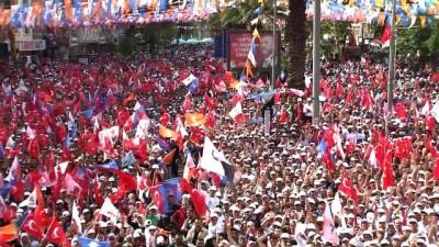 Cumhurbaşkanı Erdoğan: 'Hamdolsun yurt dışında rekor düzeyde bir katılım oldu' - KAHRAMANMARAŞ