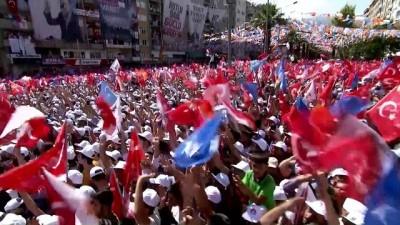 Cumhurbaşkanı Erdoğan: 'Kahramanmaraş'a 16 yılda 29 Katrilyon yatırım yaptık - KAHRAMANMARAŞ