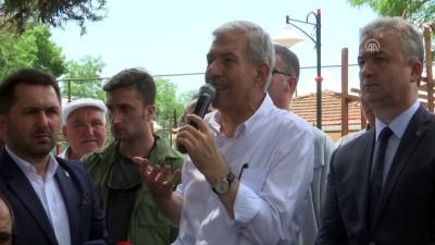 Demircan: 'Ülkeye silah çeviren eli kolu kırarız' - SAMSUN