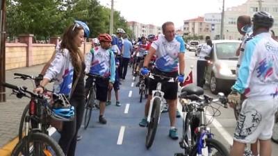 Karesi'ye Avrupai bisiklet yolu