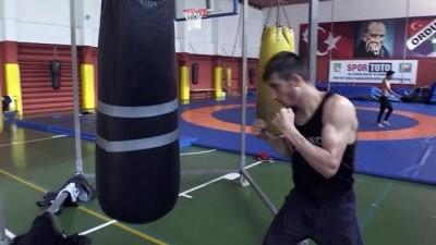 Milli boksörler Akdeniz Oyunları'na hazır - ORDU