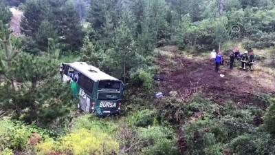 Otobüs kazası - 1 ölü, 24 yaralı (2) - BURSA