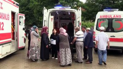 Otobüs kazası: 1 ölü, 24 yaralı (4) - BURSA