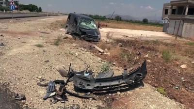 Trafik kazası: 3 yaralı - HATAY