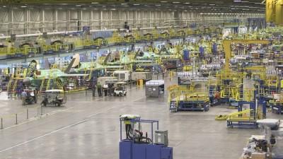 Türkiye havada yeni nesil savaş gücüne kavuşuyor - F-35 üretim tesisleri - FORT WORTH