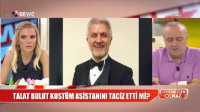 Yasak Elma dizisinde taciz skandalı! Talat Bulut, kostüm asistanını taciz etti mi?