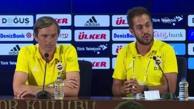 Fenerbahçe Teknik Direktörü Cocu: 'İyi bir forvet arayışımız var' - İSTANBUL Video