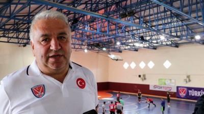 Hokey Milli Takımı, Avrupa Şampiyonası'na odaklandı - TRABZON