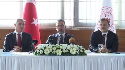 Kasapoğlu: 'Pek çok branşta hizmet verecek tesisi Bursamızın hizmetine sunacağız' - ANKARA