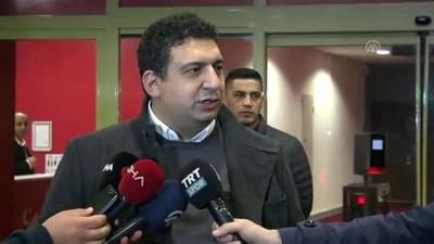 Antalyaspor Kulübü Başkanı Öztürk: 'Tek konuşulacak konu maçın kahramanı Mete Kalkavan' - ANTALYA