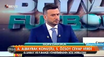 Ahmet Çakar: Hakem bilerek, isteyerek 2 puanı çalmıştır