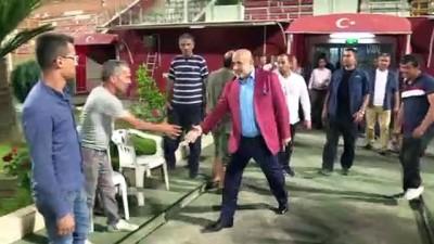 Adana Demirspor'da play-off maçı hazırlıkları - ADANA