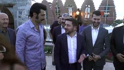Ünlü oyuncu Murat Ünalmış Kapadokya'da işletme açtı