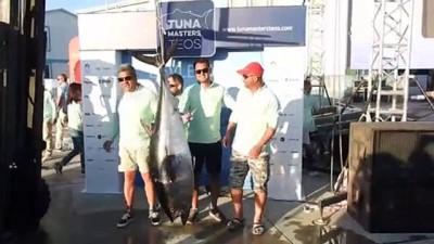 'Tuna Masters Teos Devler Ligi' sona erdi - İZMİR