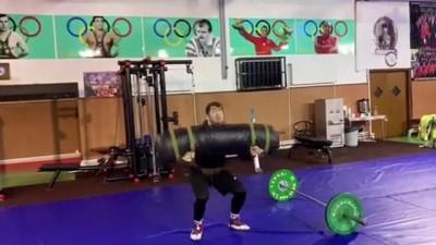 Milli sporculardan 'Evde kal' çağrısı - İSTANBUL