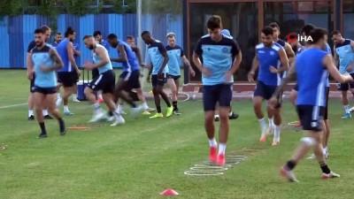 Adana Demirspor, Erzurumspor maçının hazırlıklarına devam ediyor